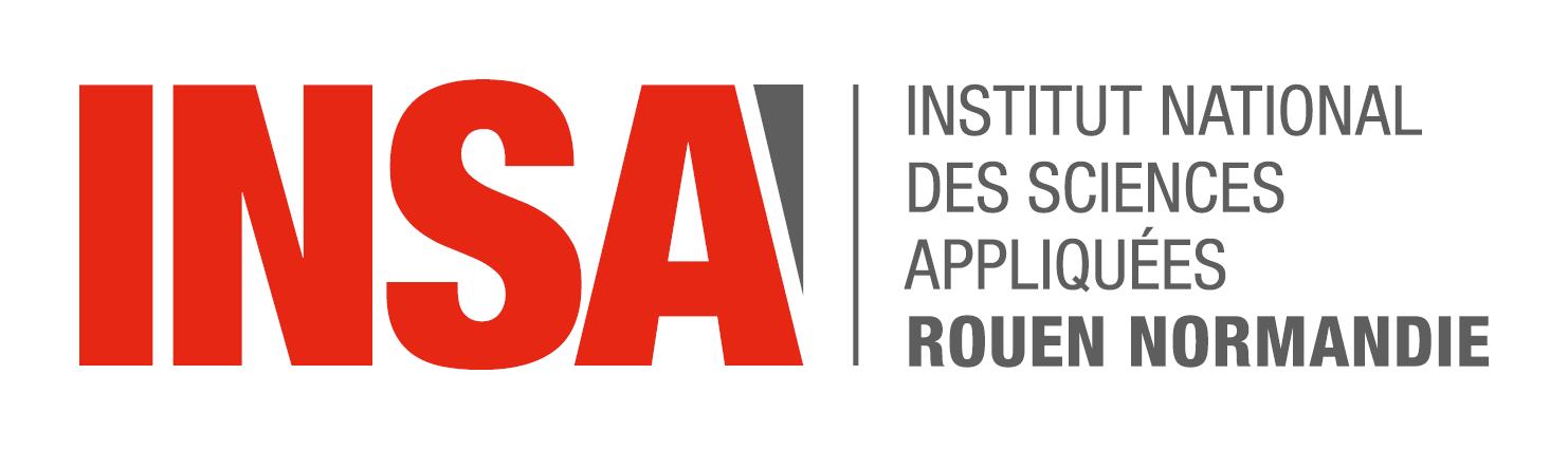 Logo du INSA de Rouen